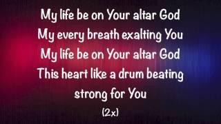 Matt Redman - This Beating Heart - (with lyrics)