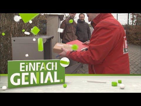 Eine Paketbox für Zuhause | Einfach genial | MDR