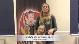 Emily's 6th birthday party