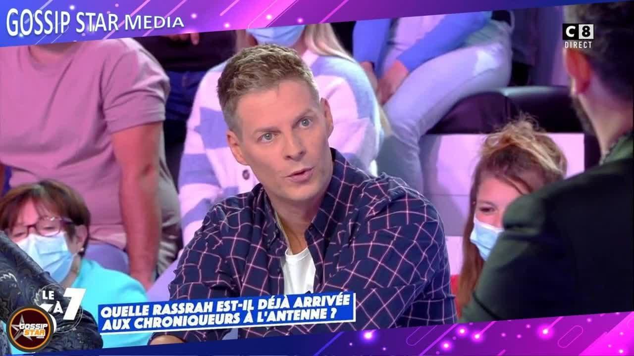 """Matthieu Delormeau dénonce le comportement """"odieux"""" d'une star américaine"""