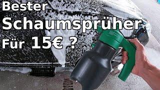 Meister Schaumsprüher || Genialer Schaumsprüher für 15€ || Unboxing & Test