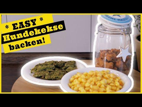 Hundekekse selber machen I 3 einfache Rezepte für Hundekekse ohne Getreide