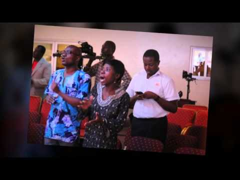Ghana Worship Music-Michael Griffiths-The weight of His glory -Live