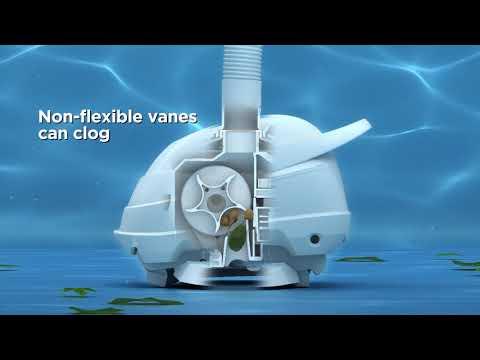 Robot piscine Hayward Navigator V-Flex et Pool Vac Ultra à aspiration - RobotPiscine.fr