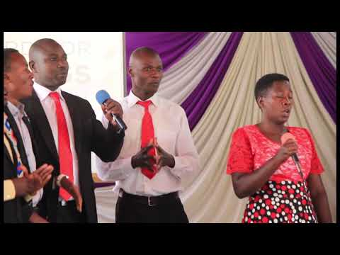 NYS SDA Church Camp meeting 2017 Guest choir Victory singers from TZ