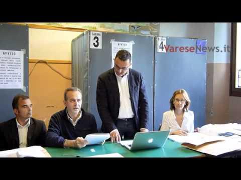 Besozzo, Riccardo Del Torchio è il nuovo sindaco