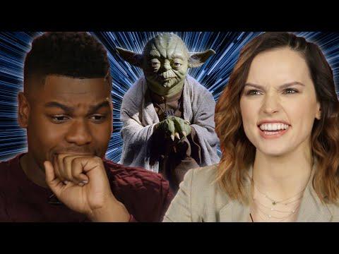 Star Wars Cast Takes