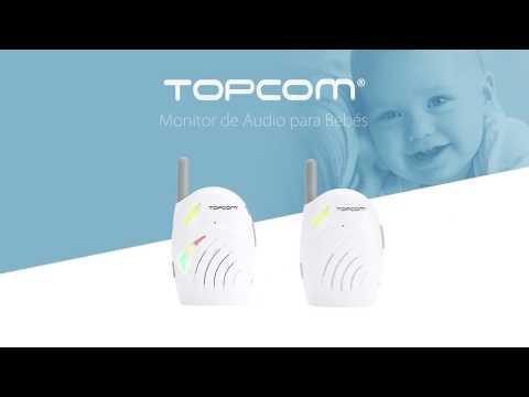 Monitor de audio de bebé KS-4216 Topcom