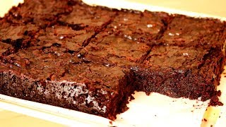 chocolate brownies with cocoa powder no butter