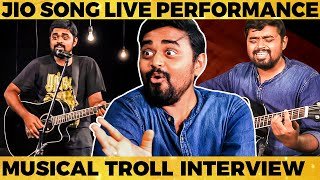 Why I Make Fun of Music Directors? - Stand Up Comedian Jagan Reveals for First Time!