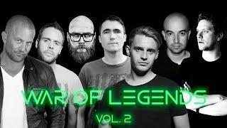 War Of Legends Vol. 2 (DJ Mix By Jean Dip Zers)
