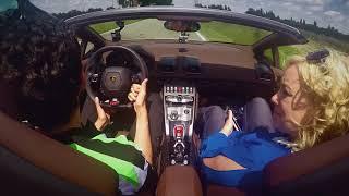Dream of Italy Season 2: Lamborghini Test Drive in Bologna