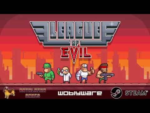 League of Evil - Steam trailer [EN] thumbnail
