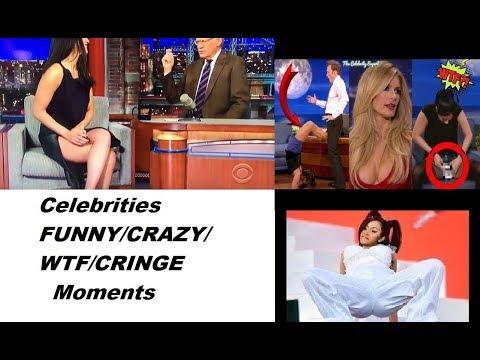 Celebrities Biggest FUNNY & CRAZY/WTF/CRINGE Moments