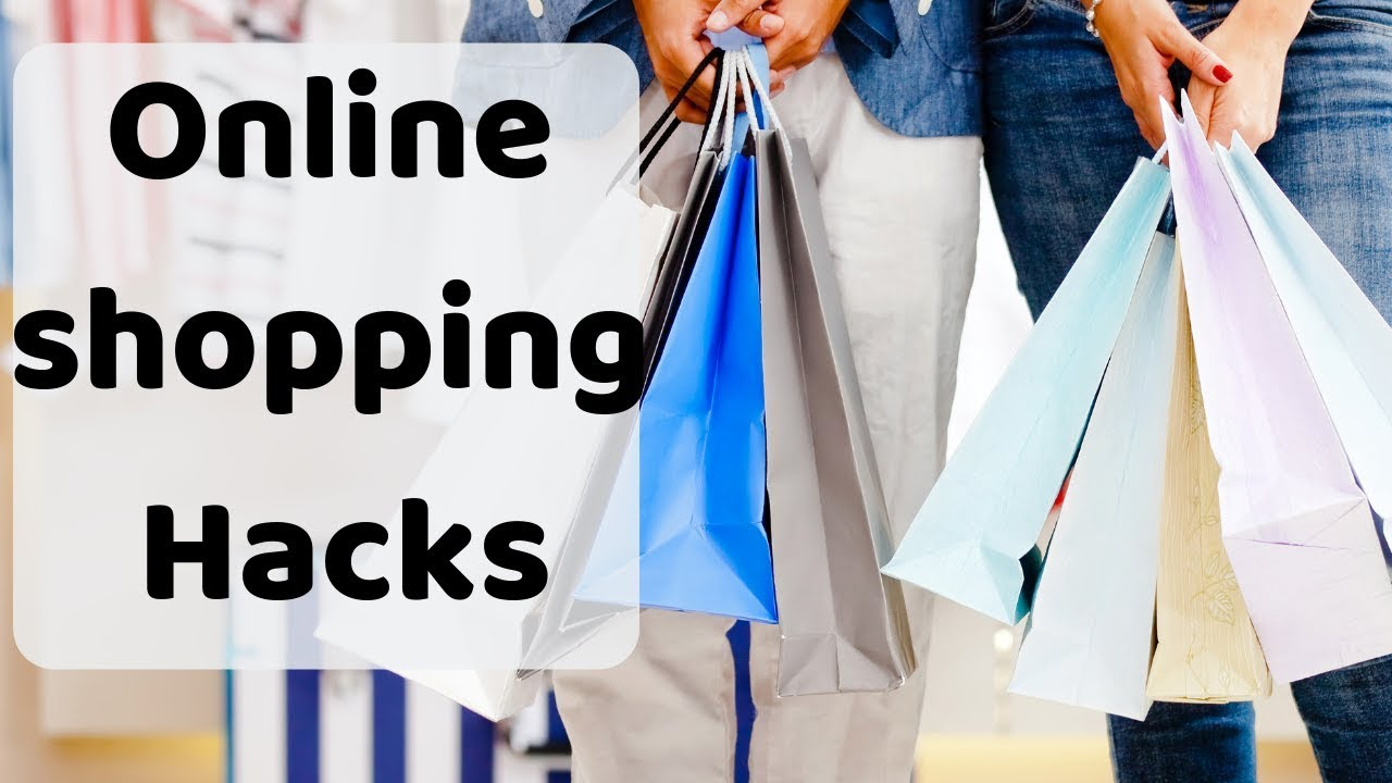 The Ultimate Online Shopping Hack