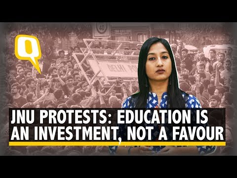 JNU Standoff: Why Affordable Education is an Investment, Not a Favour | The Quint