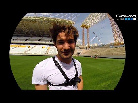 Alexandre Pato na Arena Corinthians