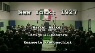 preview picture of video 'Banda di Casto (BS) - New York: 1929'