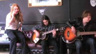 The Answer - Preaching acoustic