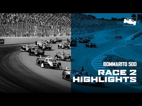 5分で見る!ダイジェスト動画。2020 インディーカー第8戦 ゲートウェイ 決勝レース2のハイライト動画
