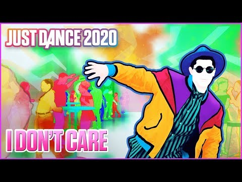 Just Dance 2020: I Don't Care by Ed Sheeran Ft. Justin Bieber | Official Track Gameplay [US]