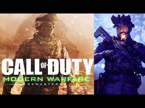 NEW UPDATE on (MW2 REMASTERED) New Info on Modern Warfare 2 Remaster