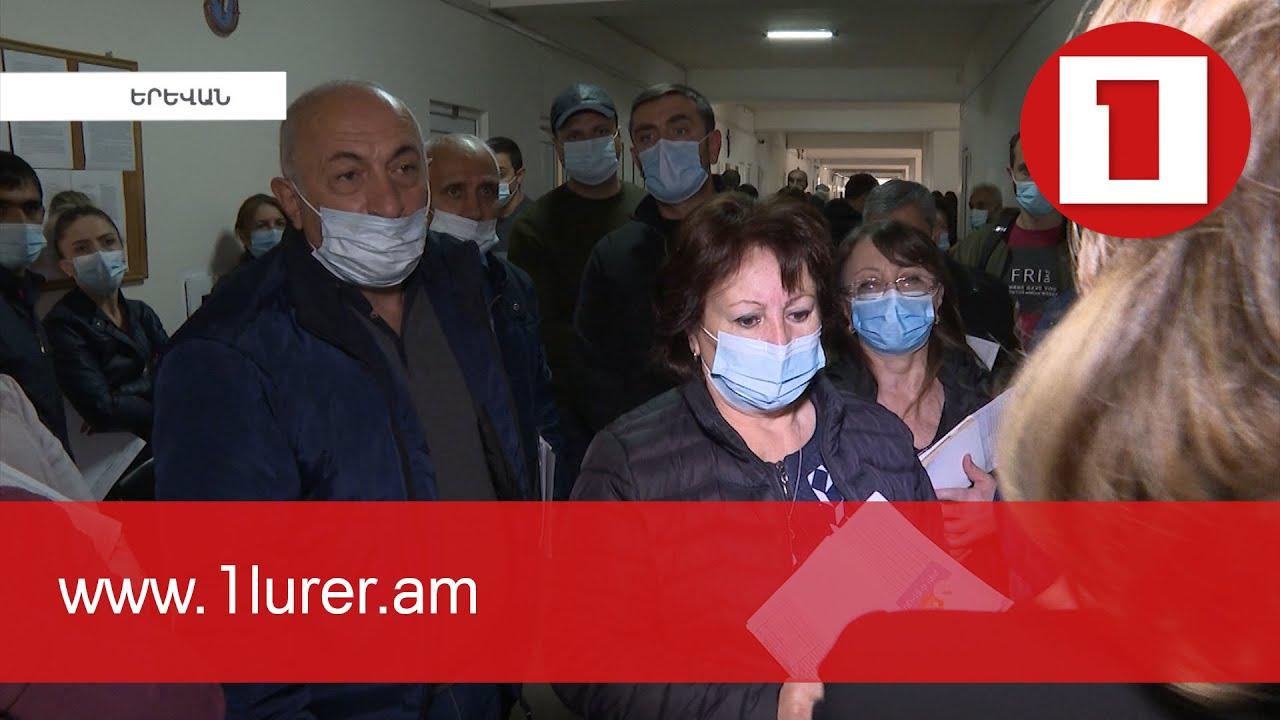 Հայաստանում օրական մոտ 20 հազար մարդ պատվաստվում է