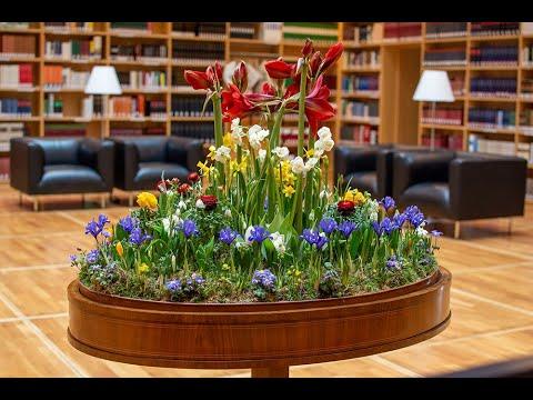 Der Blumentisch der Großherzogin Maria Pawlowna