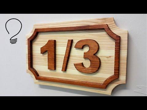 Hausnummer sägen - Einfacher als gedacht
