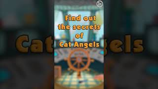 Cat Angel match 3 gameplay trailer english