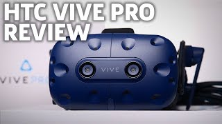 HTC Vive Pro Review: Paying For The Privilege - Video Youtube