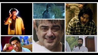 Epic Transformation Scenes in Tamil Cinema | Rajini, Kamal, Vijay, Ajith