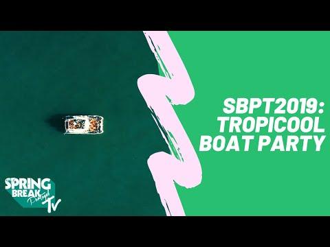 TropiCool Boat Party