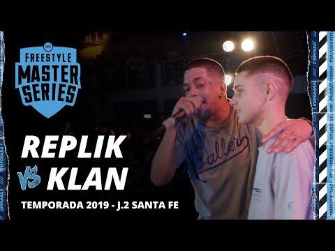 KLAN VS REPLIK - FMS ARGENTINA Jornada 2 OFICIAL - Temporada 2019