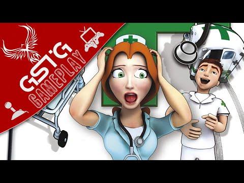 Hysteria Hospital Emergency Ward [GAMEPLAY by GSTG] - PC