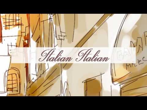 【VOCALOID VY1V4】イタリアン・イタリアン ITALIAN ITALIAN 【MV】