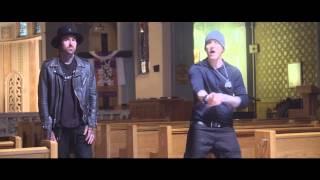 YelaWolf ft Eminem 'Best Friend' Video BTS