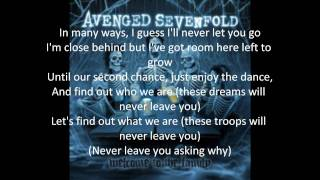 Avenged Sevenfold 4:00 AM official lyric Video