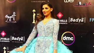 إطلالات نجوم الفن في مهرجان القاهرة السينمائي