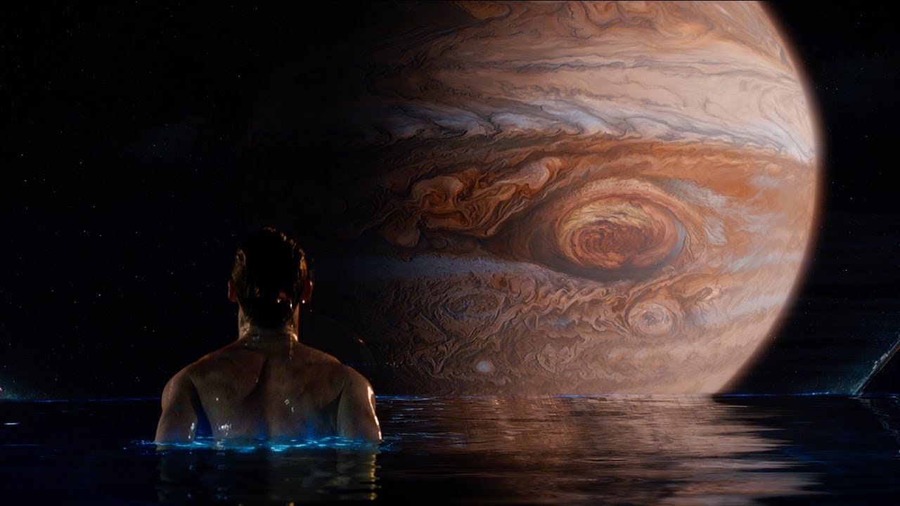 Movie Trailer: Jupiter Ascending (2014)