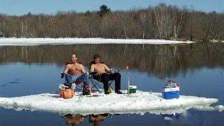 Приколы на рыбалке ...!!! РЖАКА