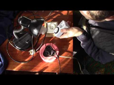 устройство и ремонт таймера с розеткой