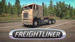 FREIGHTLINER FLB - Euro Truck Simulator 2 [1.32.2.39s]