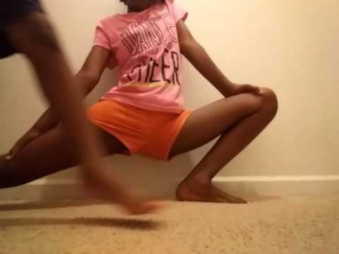 The gymnastics challenge!