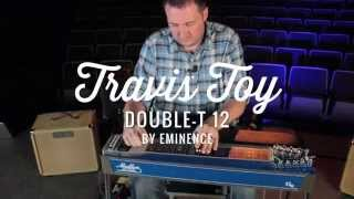Travis Toy Signature Double-T 12 Pedal Steel guitar speaker by Eminence