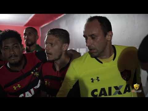 Bastidores - Sport 0x0 Cruzeiro 2018