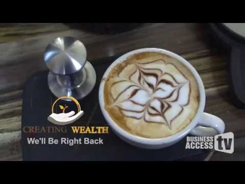 Business Access TV Creating Wealth with Deaf Can! Coffee