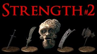 Dark Souls 3 PVP - Gank City: STRENGTH Vol.2