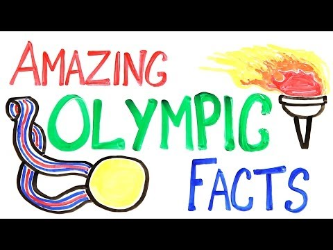9 Facts About The Olympics That You Probably Don't Know
