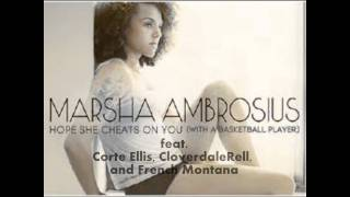 Corte Ellis feat. CloverdaleRell and French Montana - Hope He Cheats on You (remix)